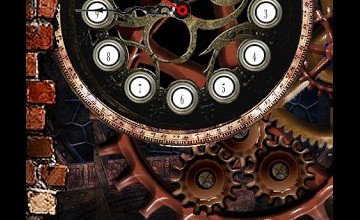 Steampunk Phone Wallpaper