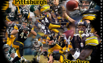 Steelers 3D Desktop Wallpaper