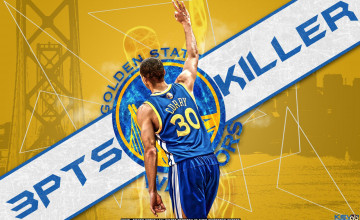 Steph Curry HD Wallpaper