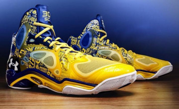 Stephen Curry Shoes Wallpaper