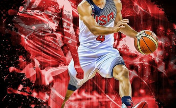 Stephen Curry USA Wallpaper