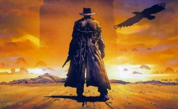Stephen King The Gunslinger Wallpaper