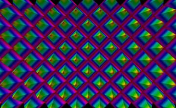 Stereogram Wallpaper