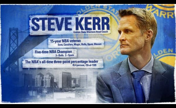 Steve Kerr Wallpapers
