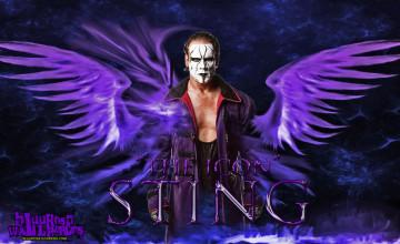 Sting Wrestler Wallpaper
