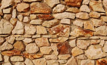 Stone Pattern Wallpaper