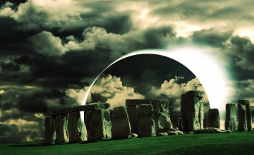 Stonehenge Wallpaper High Definition