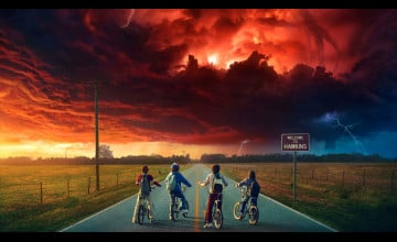 Stranger Things 4k Wallpapers