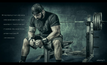 Strongman Background
