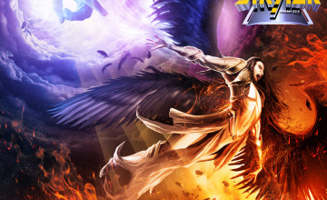Stryper Fallen Wallpaper