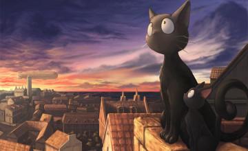 Studio Ghibli Wallpaper