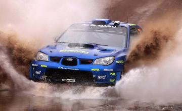Subaru Rally Wallpaper
