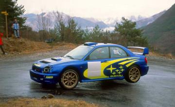 Subaru Wallpaper Cars