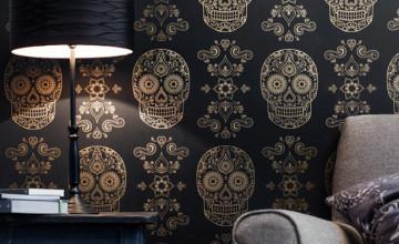 Sugar Skull Wallpaper for Home