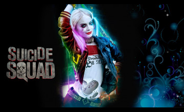 Suicide Squad Harley Quinn Wallpaper