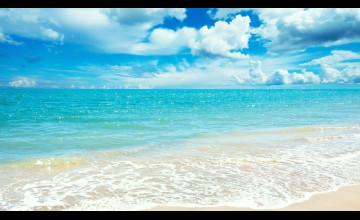 Summer Beach Photos Wallpaper