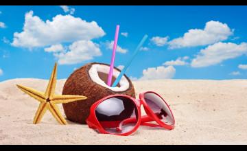 Summer Beach Wallpaper HD