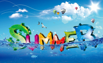 Summertime Wallpaper Desktop