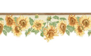 Sunflower Wallpaper for Kitchen