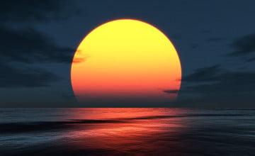 Sunset Wallpaper Desktop