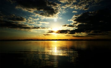 Sunset Wallpaper for Desktop Widescreen