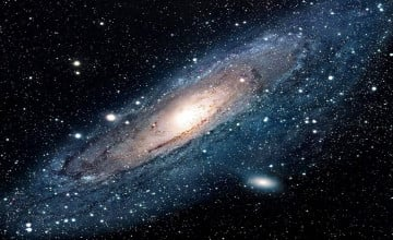 Super High Resolution Space Wallpaper
