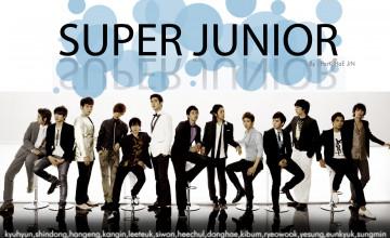 Super Junior Background