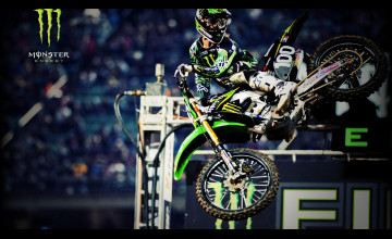 Supercross Backgrounds