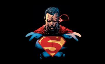 Superman Comic Wallpaper