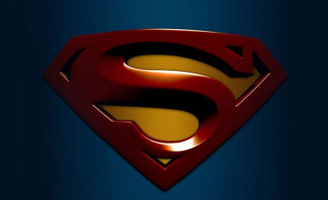 Superman iPad Wallpaper