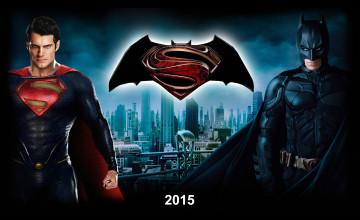 Superman vs Batman Wallpaper