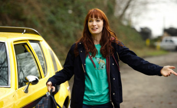 Supernatural Charlie Bradbury Wallpapers