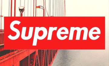Supreme IPhone 4K Wallpapers
