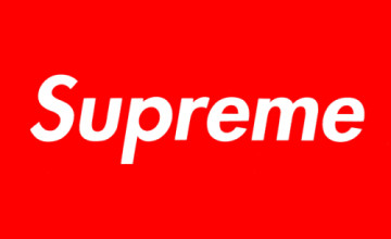 Supreme iPhone Wallpaper