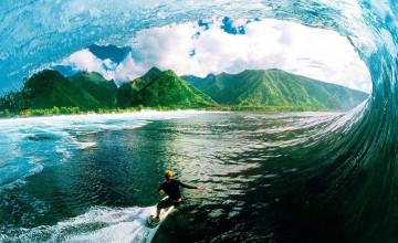 Surf Pics Wallpaper