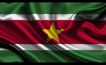 Suriname Flag Wallpapers