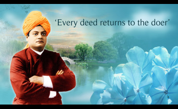 Swami Vivekananda Wallpapers