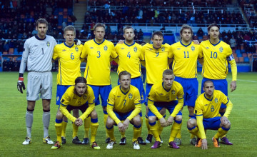 Sweden National Football Team Wallpapers