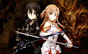 Sword Art Online Asuna Wallpaper