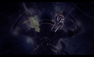 Sword Art Online PC Wallpaper