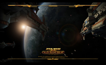 SWTOR Wallpapers 1336 x 768