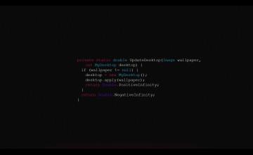 Syntax Wallpaper
