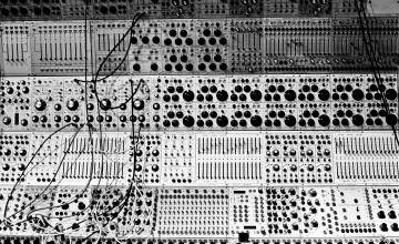Synthesizer Backgrounds
