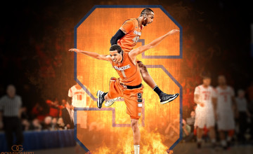 Syracuse Basketball Wallpaper
