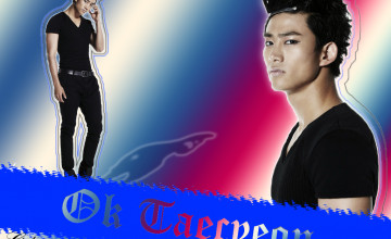 Taecyeon 2015 Wallpaper