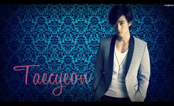 Taecyeon Wallpaper 2015