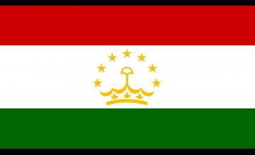 Tajikistan Flag Wallpapers