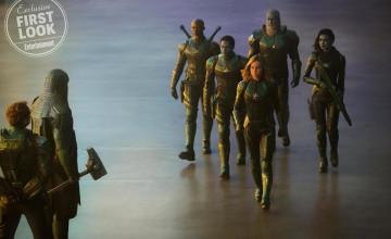 Talos Captain Marvel Wallpapers