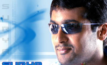 Tamil Actor Surya Wallpaper