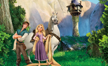Tangled Wallpaper HD